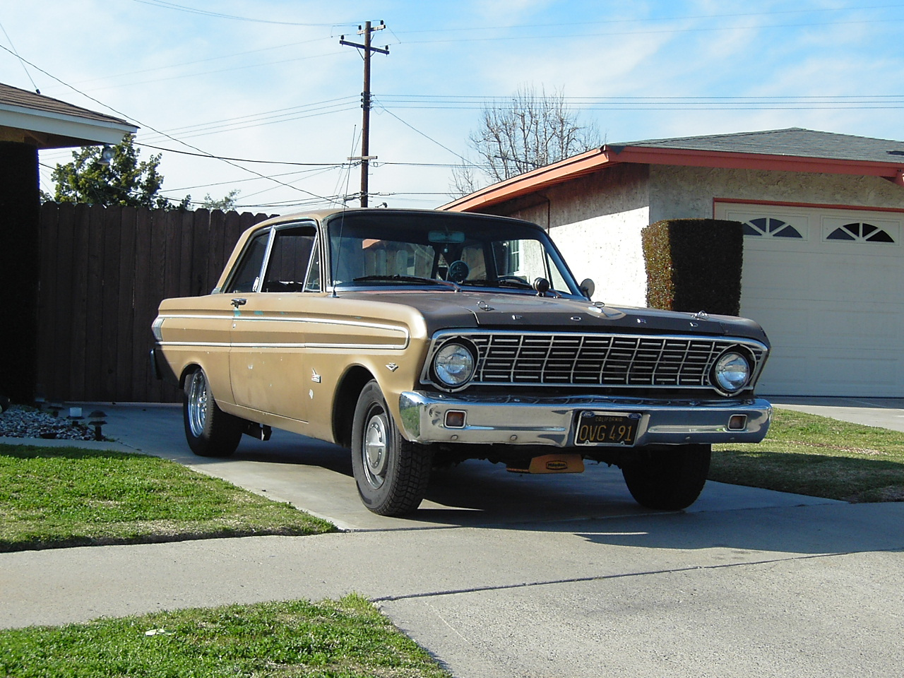 Gallery 20Lumpy on 1964 ford falcon